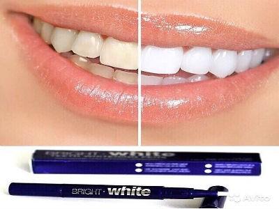 Отбелить зубы с клубникой и содой